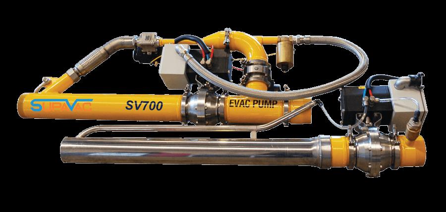 SV700- SUPAVAC
