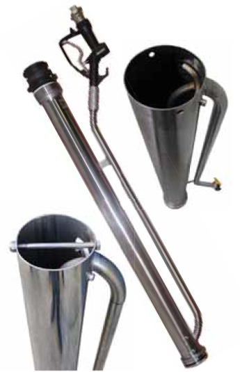 Boosta and Air Assist Nozzles