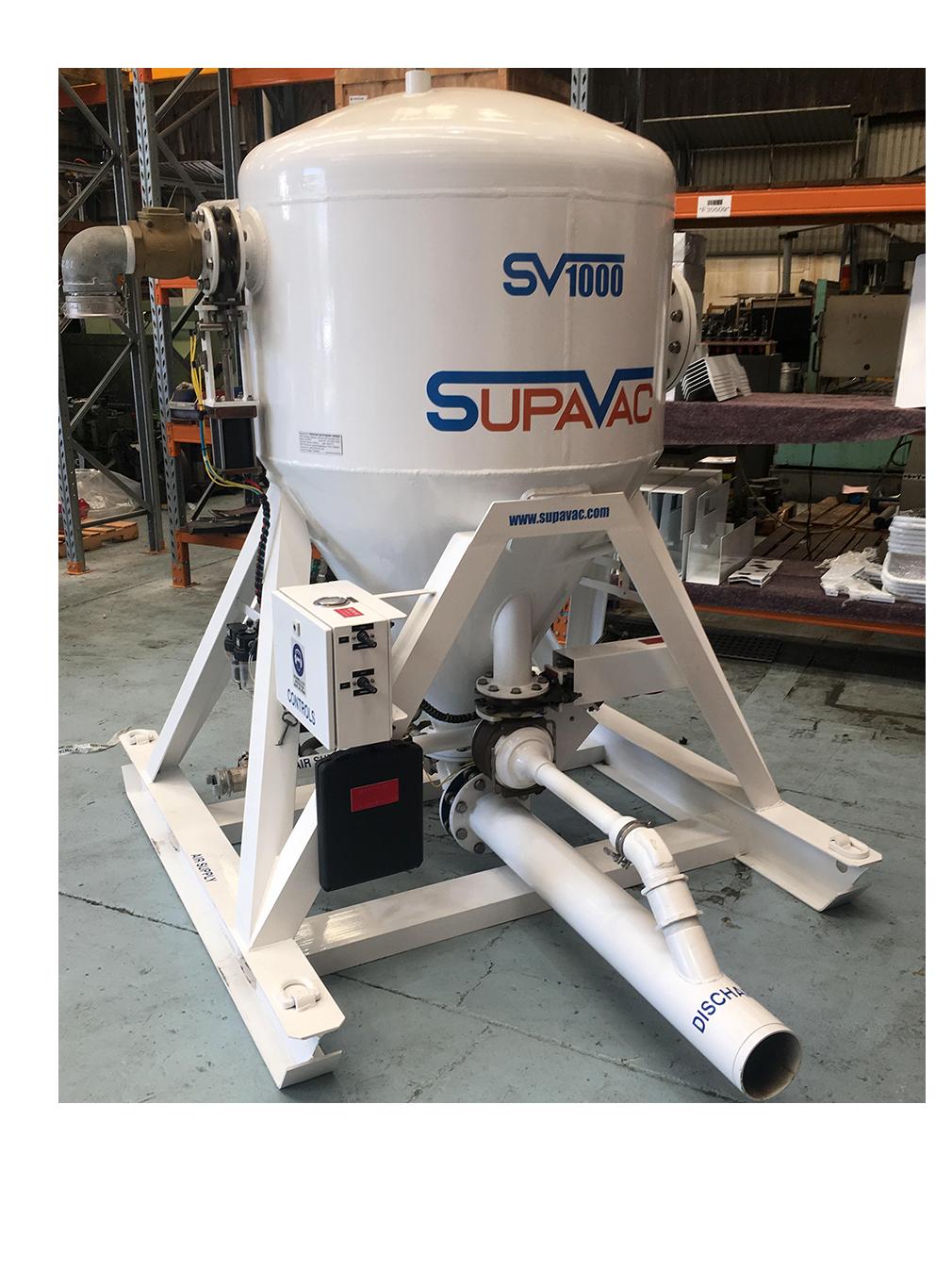 SV1000 Heavy Duty Solids Pump