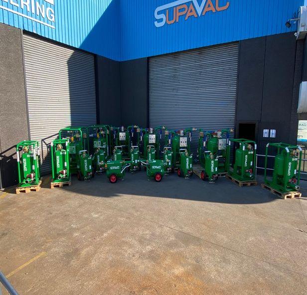 SupaVac Pumps Shipping 1